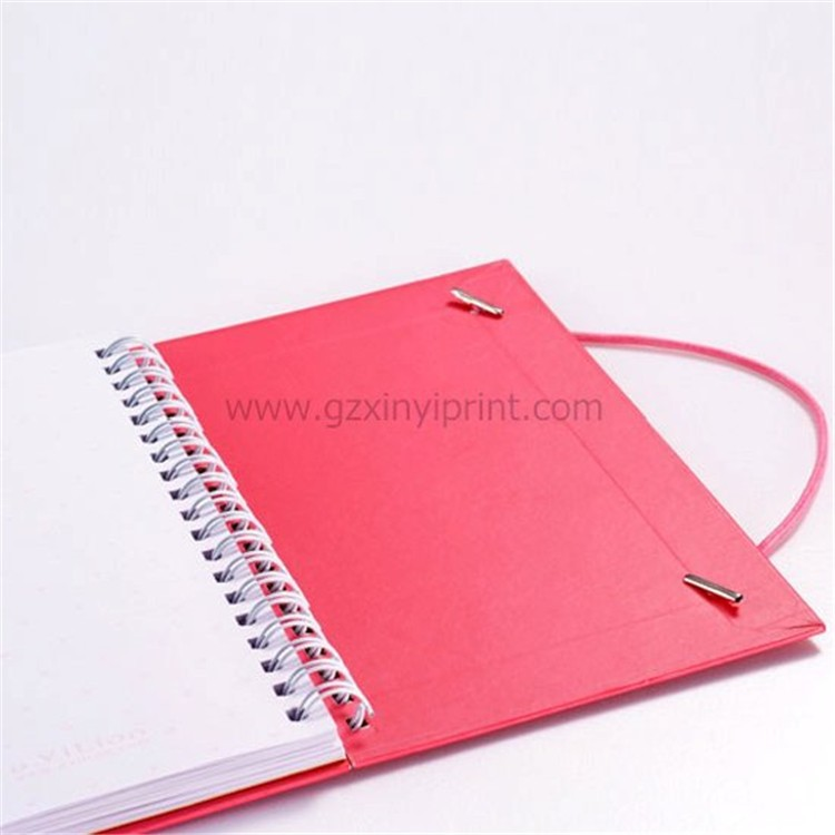 Book Binding Cover Paper ~ Ring binding paper cover notebook diary book buy