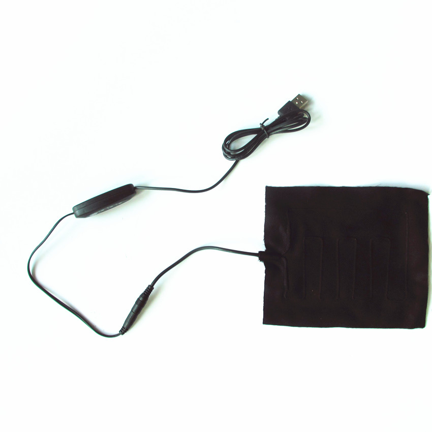 5V usb powered heater usb mini heater for hand warmer or mouse pad