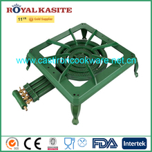 Four Ring Round cast iron Gas Burner for cooking / gas cooker /gas stove parts / kitchen accessories