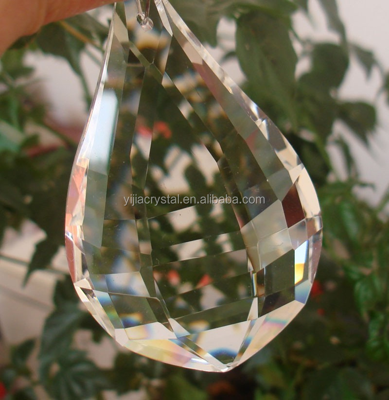 10 pcs/lot 50mm Glass Crystal Rhinestone Pendant Lamp Chandelier Accessories Decoration Wedding party Christmas Gifts Home Decor