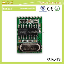 YET215 434 mhz rf module modulazione ASK