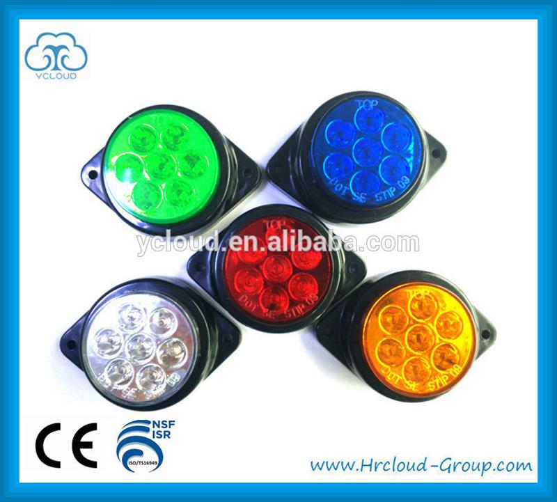 Manufacturer Hot product green truck led lights with high quality