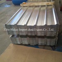 steel roofing material galvanized aluminium steel sheet