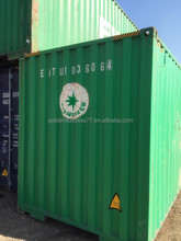 Best price 40HC second hand used shipping Container in Tianjin