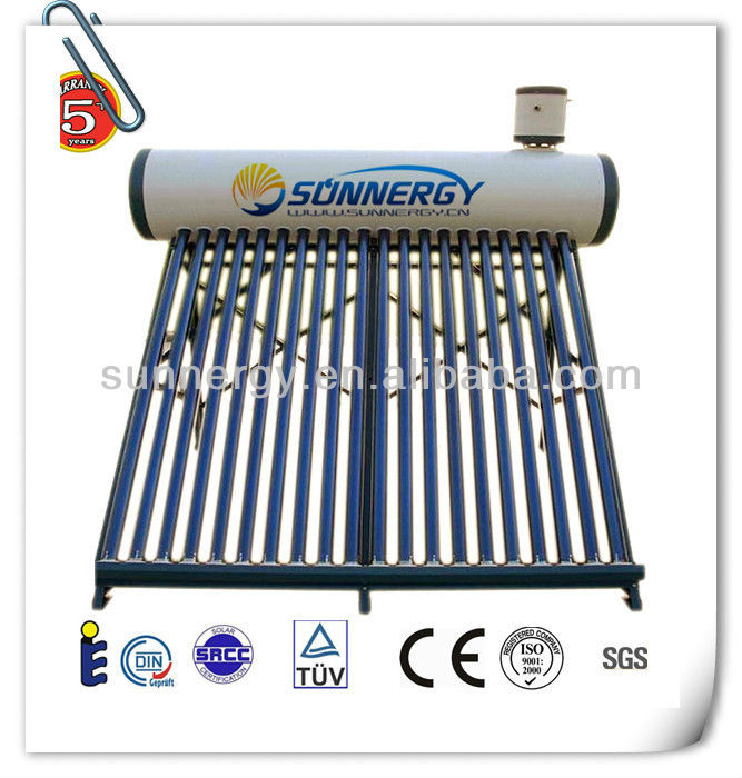 Dual purpose water heater with ISO9001