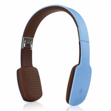 Wireless bluetooth headset foldable and flexible headband headphone LC-9600 super game earphone