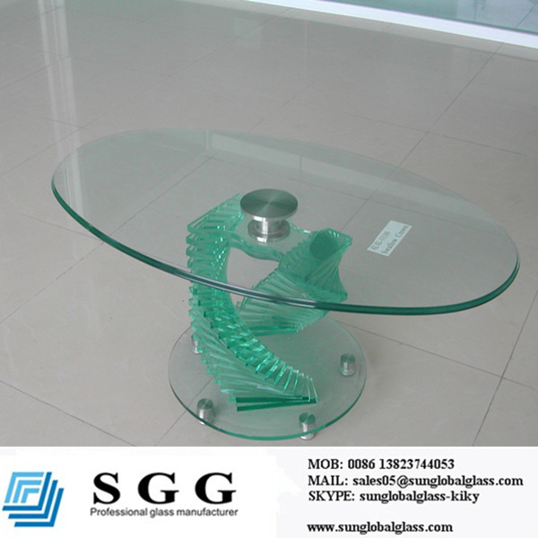 glass table top houston
