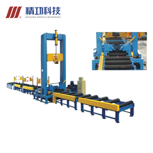 Newest Design Power Consumption line boring and welding machine