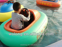 good design kids paddle boat water park amusement paddle boat electric bumper boat on sale !!!