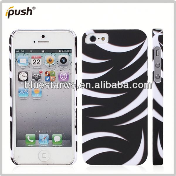 2014 new design pc case for iphone5 Newest for iPhone5 PC Case