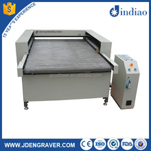 2016 hot sales Fabric Laser Cutting Machine Price with Automatic feeding conveyor table