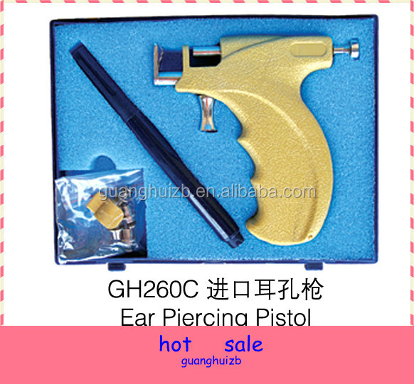 High quality ear piercing gun, made in China Alibaba
