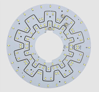 Ceiling LED Light SMD5730 Aluminum Base PCB Board Ring Circle LED PCB Board 3w 6w 10w 12w 15w 18w 20w 21w 24w