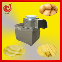 Trade Assurance automatic french fry cutter potato chip cutter