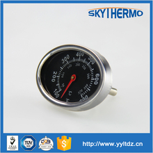 kitchen bbq food probe meat barbecue dial thermometer