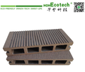 Durable & Eco-friendly wpc composite decking floor anti-water