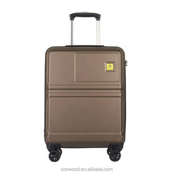 Conwood CT888 business luggage laptop trolley bags luggage case corners