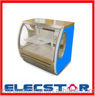 VCC-120/200 deli shocase, food refrigerated showcase, cake cabinet