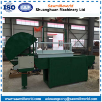 Factory Direct Sale Wood Sawdust Machine Wood Shaving Machine For Animal Bedding Wood Shaving Machine For Sale