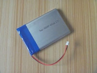 lipo battery 3.7V 4000mah Li-polymer Battery Rechargeable Battery 606090p 4000mah ( size: 6*60*90mm) for bluetooth