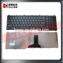 Replacement laptop keyboard For Toshiba L650 L655 L660 L675 L750 L755 C650 C660 C655 C650D US keyboard