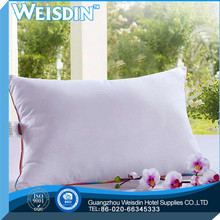embroidered wholesale polyester/cotton heatable cherry seed pillow
