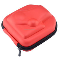 fashionable digital camera case for Go Pro Heros 4/3+/3/2/1 Gopros case back door