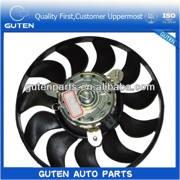 motorcycle radiator fan