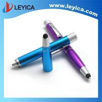 2016 Hot selling advertising pen, power bank pen, stylus pen LY-DY08