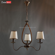E14 brass color iron moroccan chandelier made in China