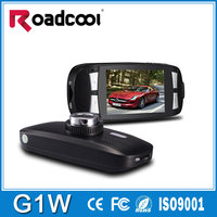 "Original Car DVR G1W Novatek 96650 2.7"" Wide Angle Full HD 1080P Dash Camera Recorder"