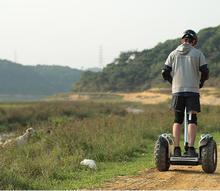 Stand Up Self-balancing Electric Chariot Scooter/vehicle/transporter/bike Or Smart Mobility