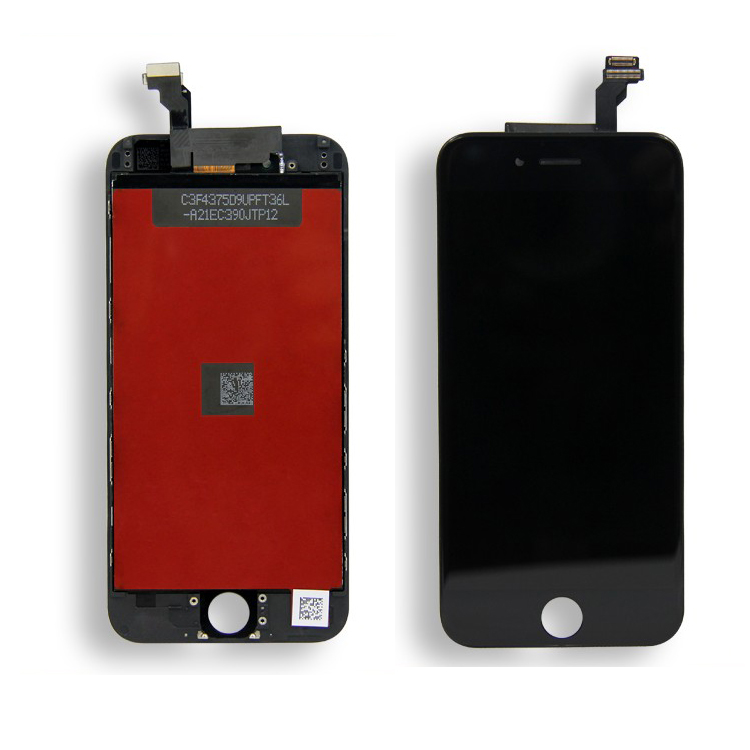 My alibaba china oem mobile touch alcatel screen repair copy phones spare parts clone for iphone 6g