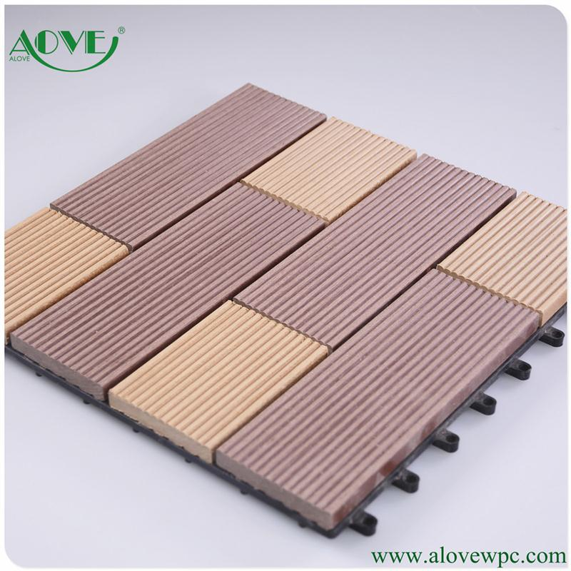 linyi eco friendly pe wpc wood plastic composite decking flooring board ce Germany standard ISO9001 for wholesales
