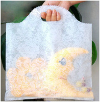 Lace Plastic Bag For Clothes