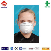 NIOSH USA N95 mask nonwoven respirator
