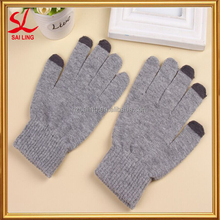 New Fashion Softtextile Knitted Glove Winter Smart Gloves Touch iglove