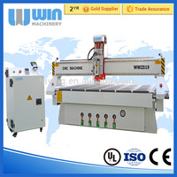 Smart 3 Axis CNC Router/General Woodworking Machinery