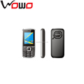 Lowest price Chinese bar phone quad band 2.4 inch cell phone