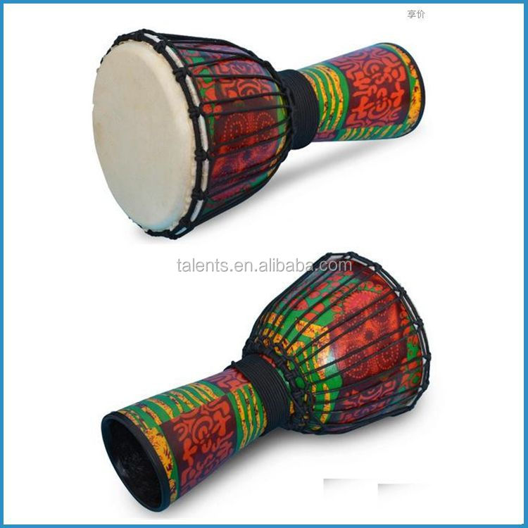 mouldproof and moistureproof FRP African drum/rope djembe