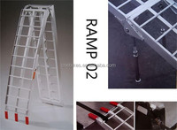 Folding Aluminum Trailer loading Ramp