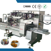 Chinese high quality price of soap packing machine