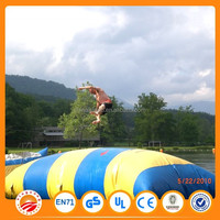 Free shipping 6m inflatable water blob jump