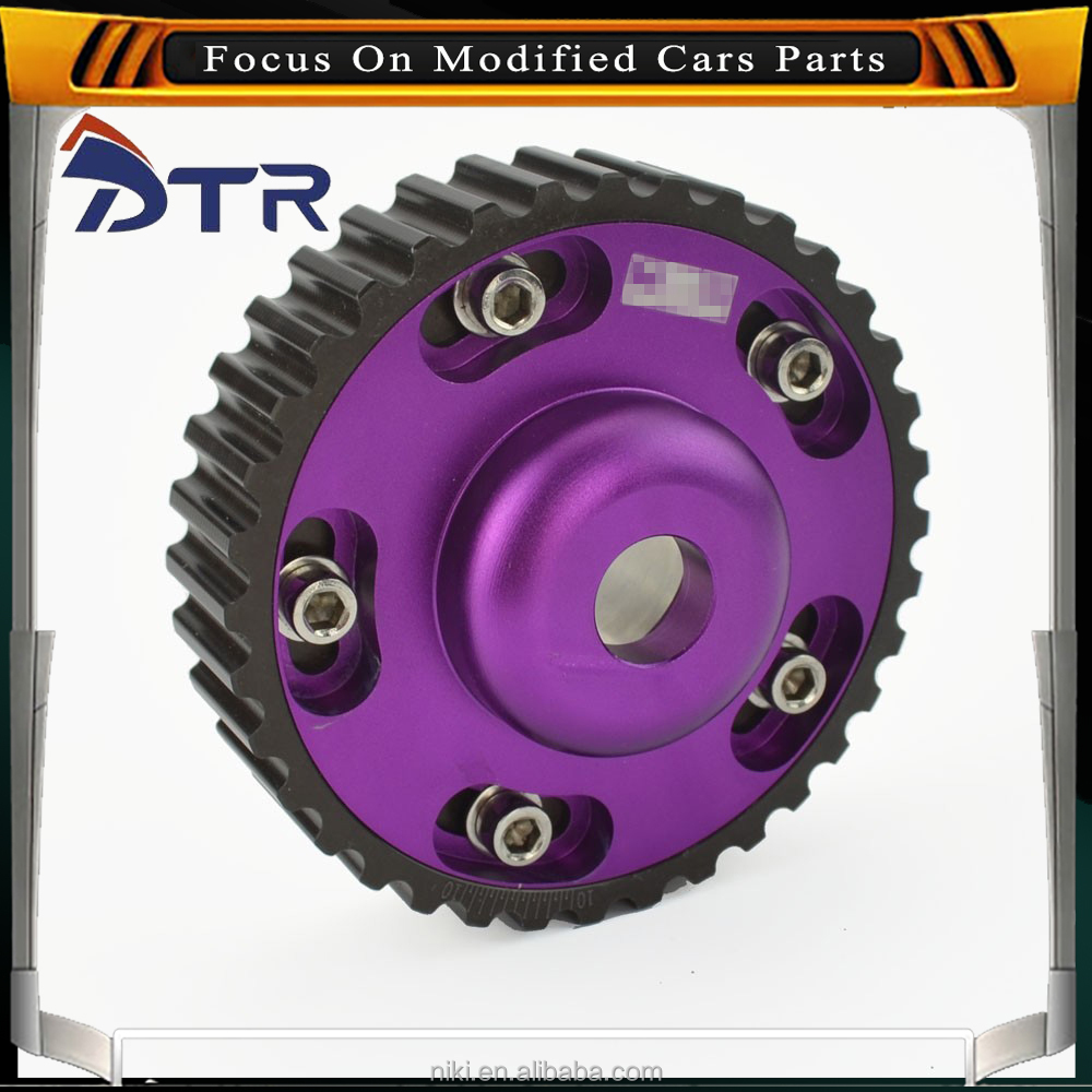 Custom adjustable drive cam gear and drive cam