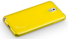 Yellow color plastic tpu case for samsung galaxy note 3 phone back cover alibaba express