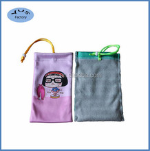 microfiber cleaning cloth mobiles creen sunglass jewelry pouch bags