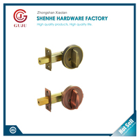 American style one side commercial quality single cylinder deadbolts