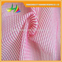 Latest popular embossed new design in PK mesh fabric for cloth