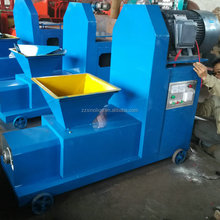 Rice husk wood sawdust briquette machine from sawdust