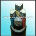 1-15kv Aluminum/ Copper multi core PVC Insulation/ Sheathed armoured medium voltage Power cable